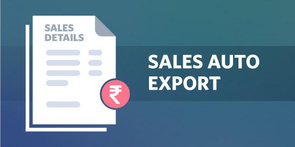 Sales Export